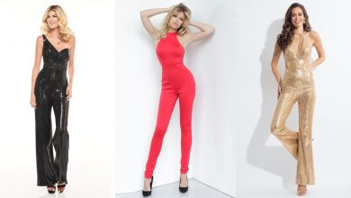 4 Ways You Can Boost Your Virtual Party Mood In Formal Pantsuits