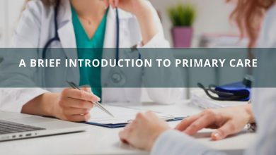 A Brief Introduction to Primary Care