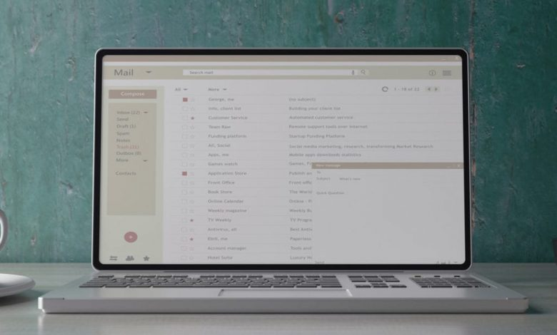 Email Organization System