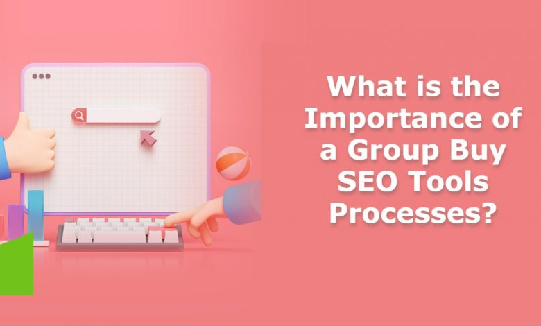 Importance of a Group Buy SEO Tools