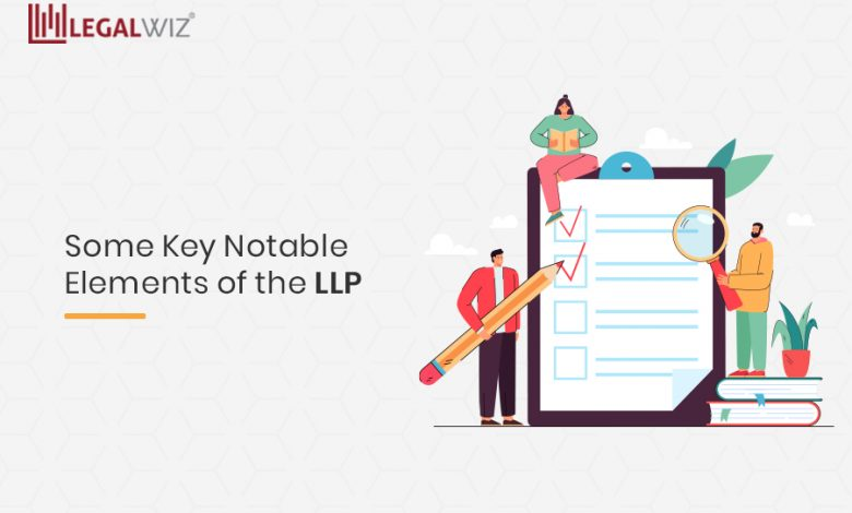 What are some key notable elements of the LLP