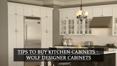 Tips to Buy Kitchen Cabinets - Wolf Designer Cabinets
