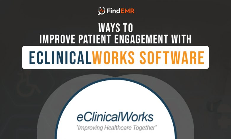 eClinicalWorks Software