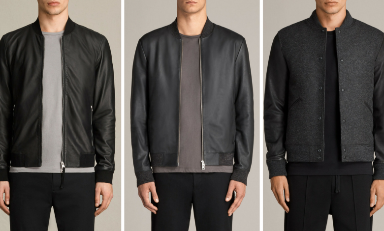 Why You Must Wear A Bomber Jacket
