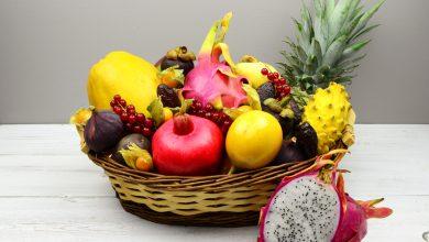 fruit baskets UK