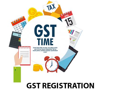 registration for GST