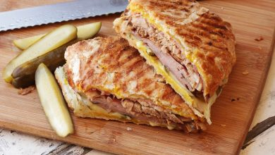 sandwich cubano Collins Ave