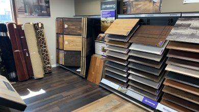 Does hefty Furniture Dent Vinyl plank Flooring?